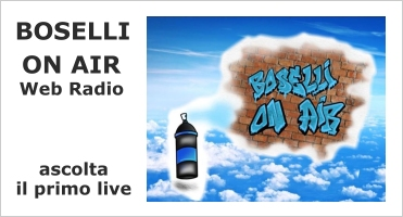 Boselli on air