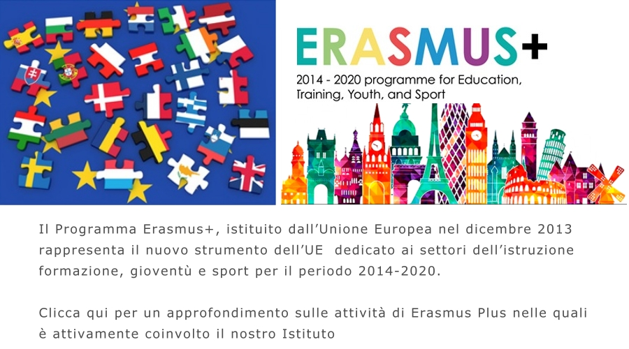 Erasmus Plus Home Page